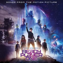Ready Player One Songs From the Motion Picture. Передняя обложка. Click to zoom.