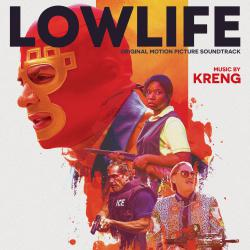 Lowlife Original Motion Picture Soundtrack. Передняя обложка. Click to zoom.
