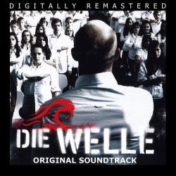 Die Welle Original Motion Picture Soundtrack Remastered. Передняя обложка. Click to zoom.
