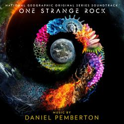 One Strange Rock Original Series Soundtrack. Передняя обложка. Click to zoom.