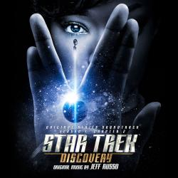 Star Trek: Discovery Chapter 2 Original Series Soundtrack. Передняя обложка. Click to zoom.