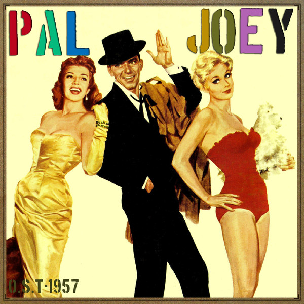 Pal joey i could write a book youtube