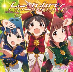 IDOLMASTER MILLION THEATER GENERATION 07 Twinkle Rhythm, The. Передняя обложка. Click to zoom.