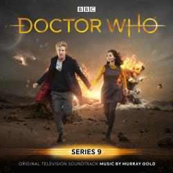 Doctor Who - Series 9 Original Television Soundtrack. Передняя обложка. Click to zoom.