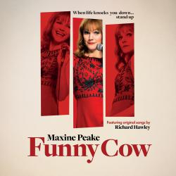 Funny Cow Original Motion Picture Soundtrack. Передняя обложка. Click to zoom.
