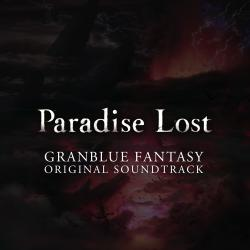 GRANBLUE FANTASY ORIGINAL SOUNDTRACK Paradise Lost - EP. Передняя обложка. Click to zoom.
