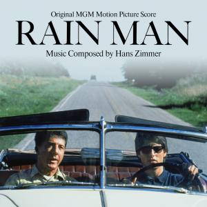 Rain Man Original MGM Motion Picture Score. Лицевая сторона. Click to zoom.