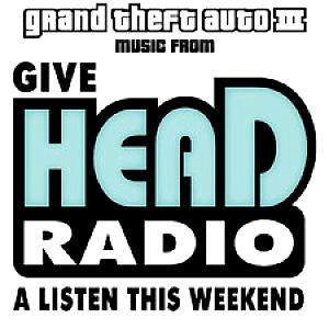 Grand Theft Auto III: Head Radio. ������� ������� . Click to zoom.