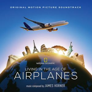 Living in the Age of Airplanes Original Motion Picture Soundtrack. Лицевая сторона. Click to zoom.