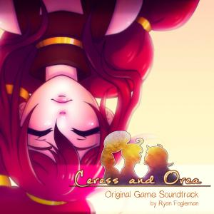 Ceress and Orea Original Game Soundtrack. Front. Click to zoom.