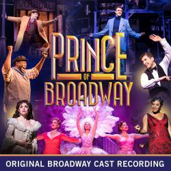 Prince of Broadway Original Broadway Cast Recording. Передняя обложка. Click to zoom.
