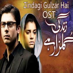 Zindagi Gulzar Hai Original Motion Picture Soundtrack - Single. Передняя обложка. Click to zoom.