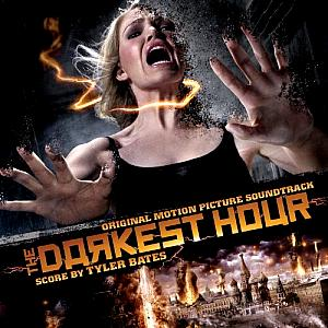 Darkest Hour Original Motion Picture Soundtrack, The. Лицевая сторона . Click to zoom.