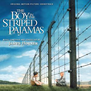 Boy in the Striped Pajamas Original Motion Picture Soundtrack, The. Лицевая сторона. Click to zoom.