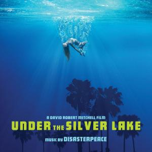 Under the Silver Lake Original Motion Picture Soundtrack. Front. Click to zoom.
