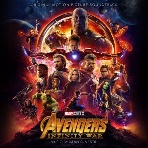 Avengers: Infinity War Original Motion Picture Soundtrack. Лицевая сторона . Click to zoom.