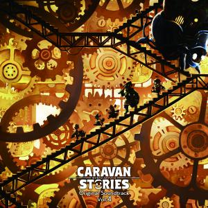 Caravan Stories Original Soundtrack Vol.4. Front. Click to zoom.