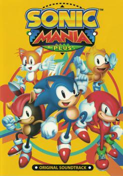 Sonic Mania Plus Original Soundtrack. Front. Click to zoom.