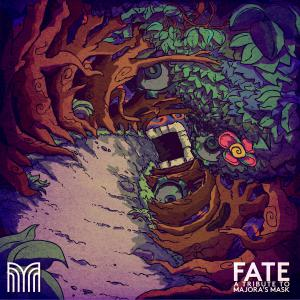 FATE: A Tribute to Majora's Mask. Front. Click to zoom.