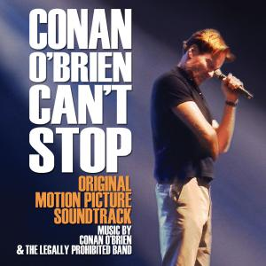 Conan O'Brien Can't Stop. Front. Click to zoom.
