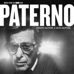 Paterno Music from the HBO Film. Передняя обложка. Click to zoom.