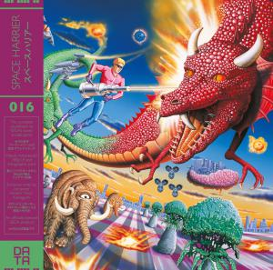 SPACE HARRIER. Front. Click to zoom.