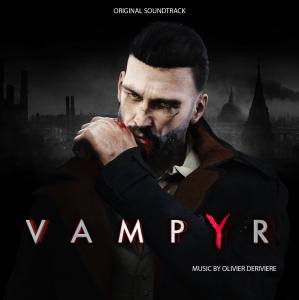Vampyr Original Soundtrack. Front. Click to zoom.