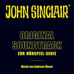 John Sinclair: Original-Soundtrack zur Hörspiel-Serie. Передняя обложка. Click to zoom.
