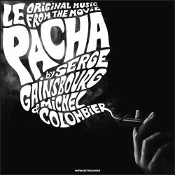 Le Pacha Original Music from the Movie. Передняя обложка. Click to zoom.