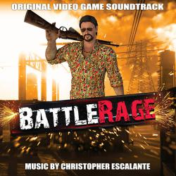Battle Rage Original Video Game Soundtrack - EP. Передняя обложка. Click to zoom.