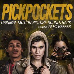 Pickpockets Original Motion Picture Soundtrack. Передняя обложка. Click to zoom.