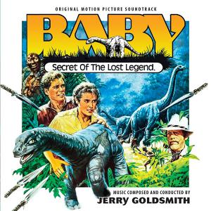 Baby: Secret of the Lost Legend Original Motion Picture Soundtrack. Лицевая сторона. Click to zoom.