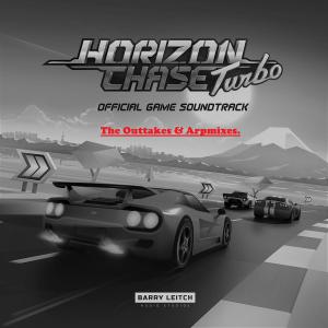 Horizon Chase Turbo Official Game Soundtrack - The Outtakes & Arpmixes.. Front. Click to zoom.
