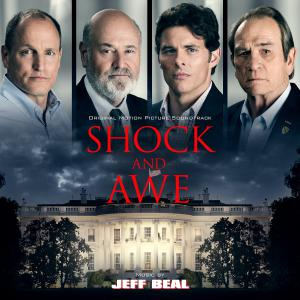 Shock and Awe Original Motion Picture Soundtrack. Лицевая сторона. Click to zoom.