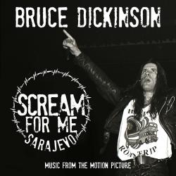 Scream for Me Sarajevo Music from the Motion Picture. Передняя обложка. Click to zoom.