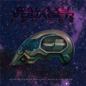 GALAXY VOYAGER REMIXES. Лицевая сторона . Click to zoom.