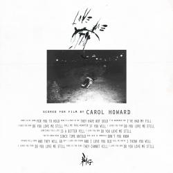Love Me Still Scored For Film by Carol Howard - Single. Передняя обложка. Click to zoom.