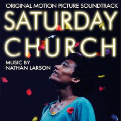 Saturday Church Original Motion Picture Soundtrack - EP. Передняя обложка. Click to zoom.