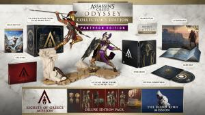 Assassin's Creed Odyssey Game Soundtrack. Advertisement (Pantheon Edition). Click to zoom.