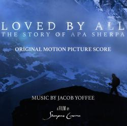 Loved by All Original Motion Picture Score. Передняя обложка. Click to zoom.