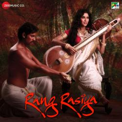 Rang Rasiya Original Motion Picture Soundtrack - EP. Передняя обложка. Click to zoom.