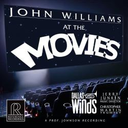 John Williams at the Movies. Передняя обложка. Click to zoom.