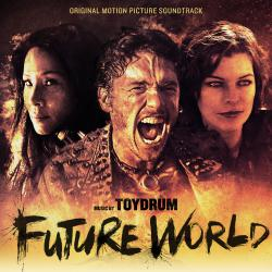 Future World Original Motion Picture Soundtrack. Передняя обложка. Click to zoom.