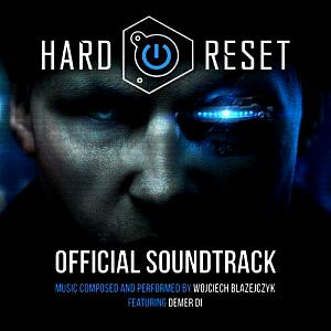 Hard Reset Official Soundtrack. Лицевая сторона . Click to zoom.