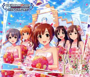 THE IDOLM@STER CINDERELLA GIRLS STARLIGHT MASTER 19 With Love, The. Front. Click to zoom.