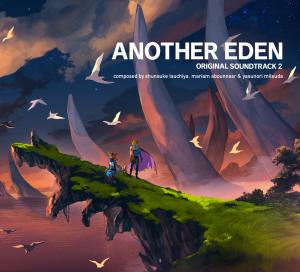 Another Eden Original Soundtrack 2. Front. Click to zoom.