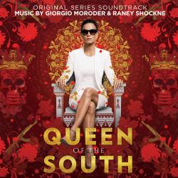 Queen of the South Original Series Soundtrack. Передняя обложка. Click to zoom.