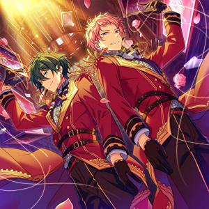 ENSEMBLE STARS! ALBUM SERIES PRESENT -Valkyrie-. Front (small). Click to zoom.