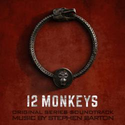 12 Monkeys Original Series Soundtrack. Передняя обложка. Click to zoom.
