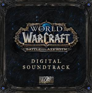 World of Warcraft: Battle for Azeroth Digital Soundtrack. Лицевая сторона . Click to zoom.